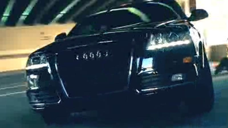 audi chase super bowl commercial hits internet early. Cars Review. Best American Auto & Cars Review