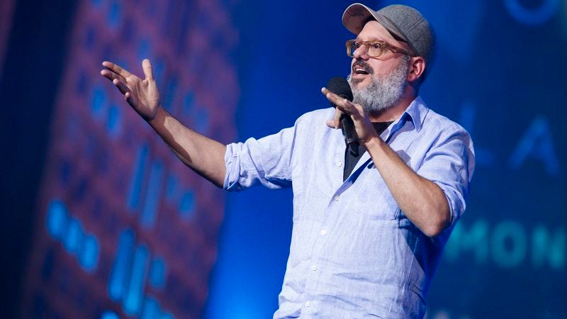 David Cross at the 2016 Just For Laughs Festival in Montreal (Photo: Eric Myre)