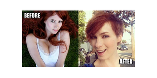 Illustration for article titled Critics Of Felicia Day's Hairdo Don't Even Know What She Looks Like