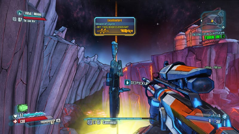 Illustration for article titled People Already Figured Out How To Use Borderlands' 'Unusable' Gun