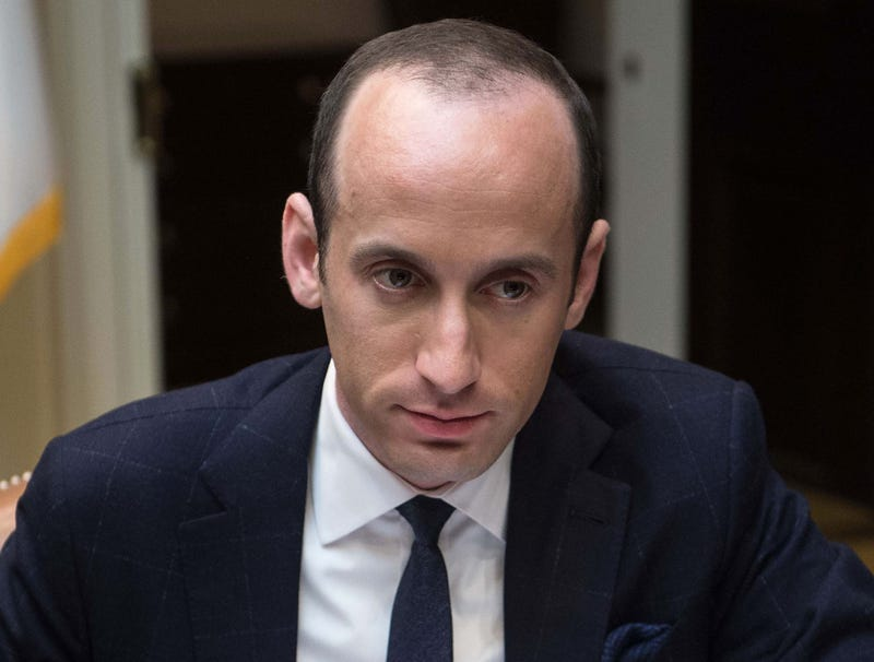 Illustration for article titled Stephen Miller Enraged After Discovering Cantaloupe He's Fucking From Mexico