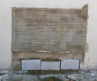 Illustration for article titled Online árulják a falról levert Banksy-képet