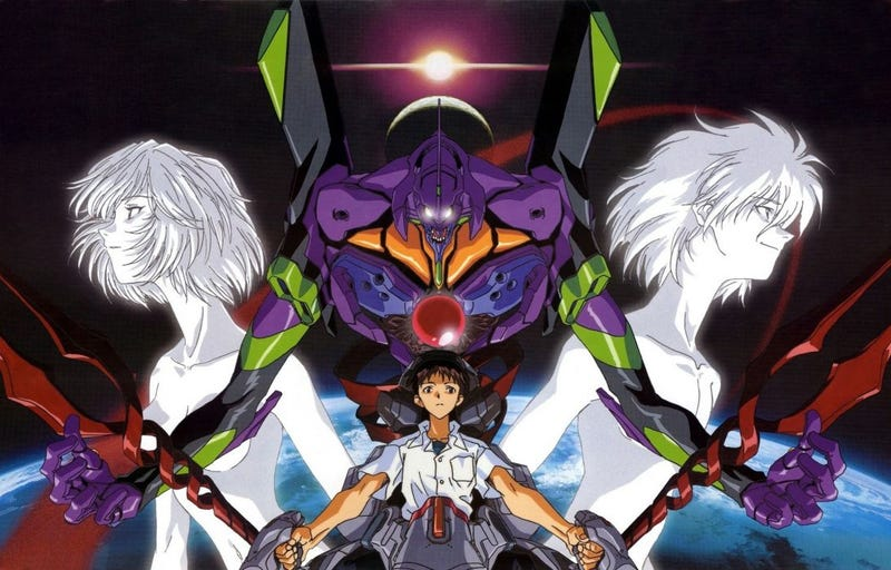 Illustration for article titled I Need You: Why Evangelion Still Matters