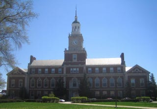 The historic Founders Library on the campus of Howard University in Washington, D.C.Wikipedia Commons