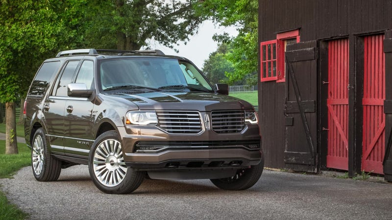 Illustration for article titled Why Lincoln Should Be Selling Navigator On Power Curve, Not Fuel Economy