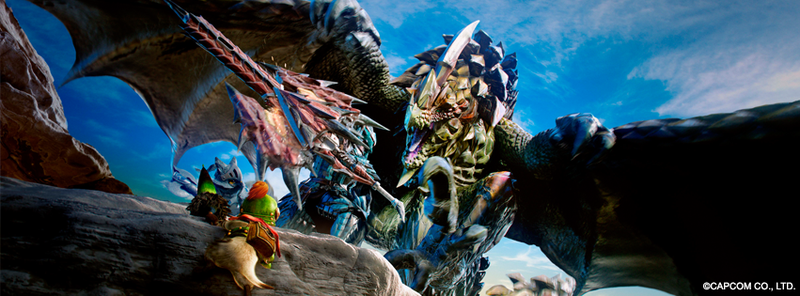 Illustration for article titled Giant Monster Diaries: Monster Hunter 4 Ultimate Demo Impressions