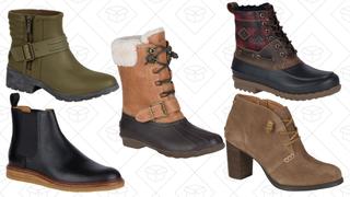 Hasta un 60% en selección de botas | Sperry