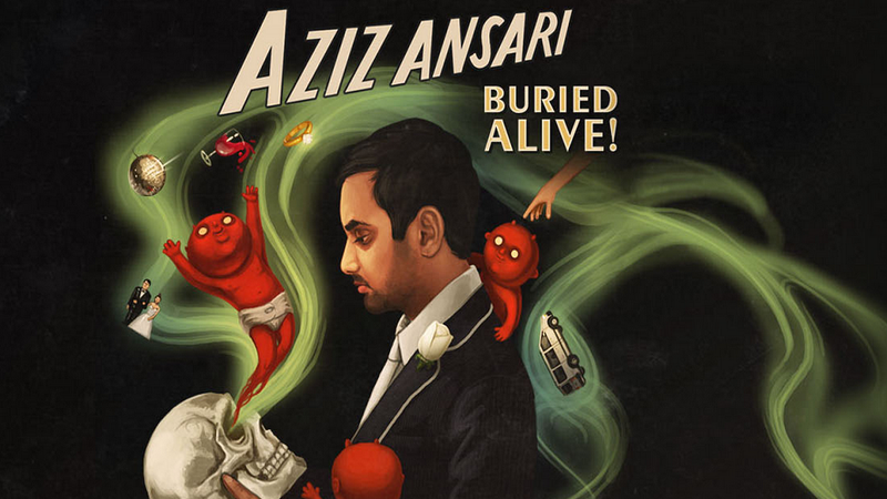 Illustration for article titled Aziz Ansari Stand-Up Special Is Netflix's Next Big Premiere