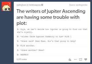 Illustration for article titled Jupiter CAH-sending