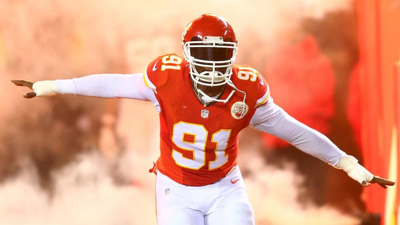 Tamba Hali angry at lack of playing time in the playoffs