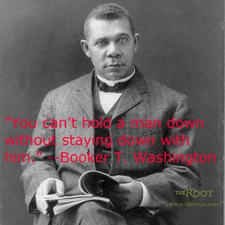 Booker T. Washington (Library of Congress)