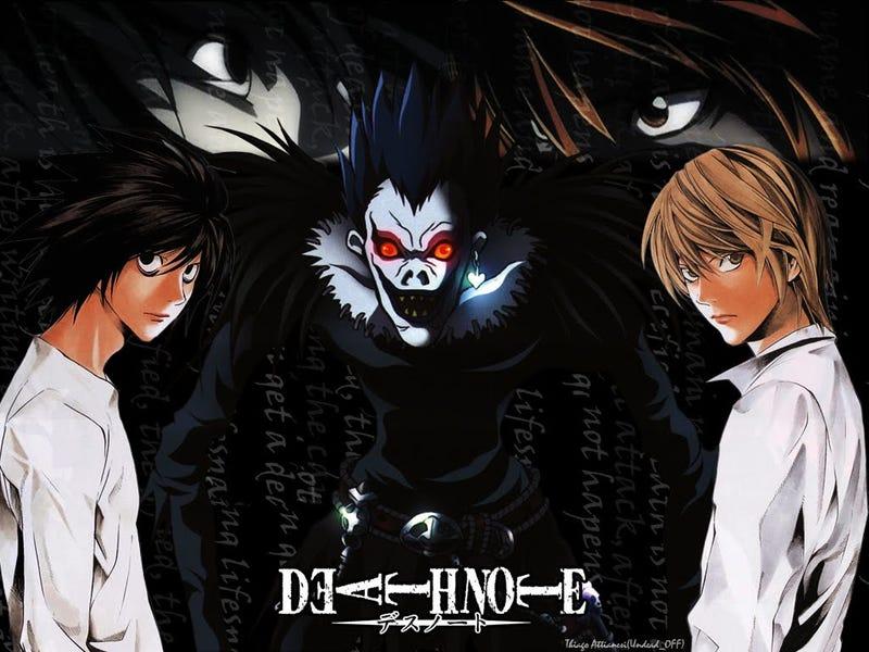Illustration for article titled Tsugumi Ohba and Takeshi Obata (Death Note/Bakuman) Launching New Manga!