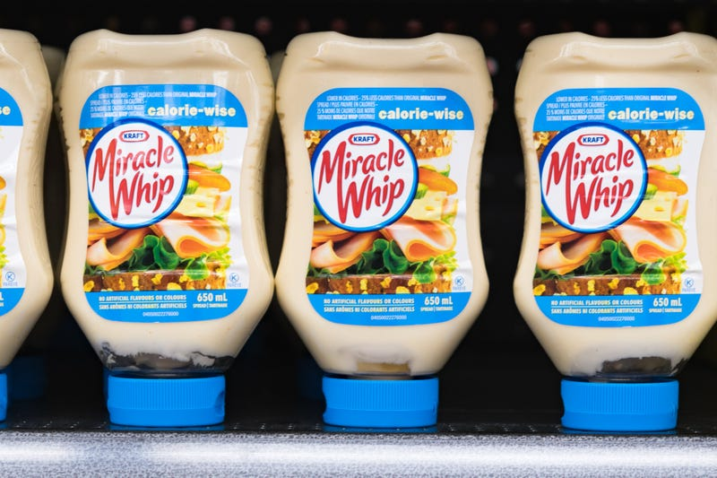 Illustration for article titled Town of Mayo, Florida temporarily changes name to Miracle Whip to raise cash