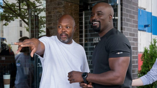 Luke Cage s Showrunner Says His Harshest Critics Helped Him Make the Second Season Bulletproof