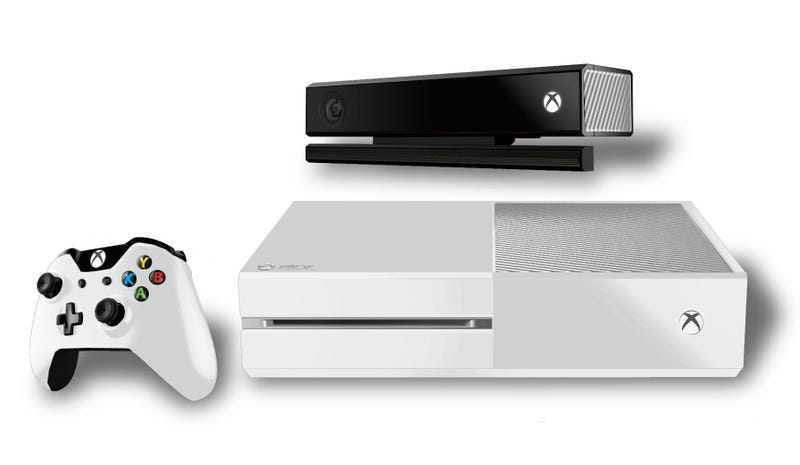 Illustration for article titled White Xbox One All But Confirmed