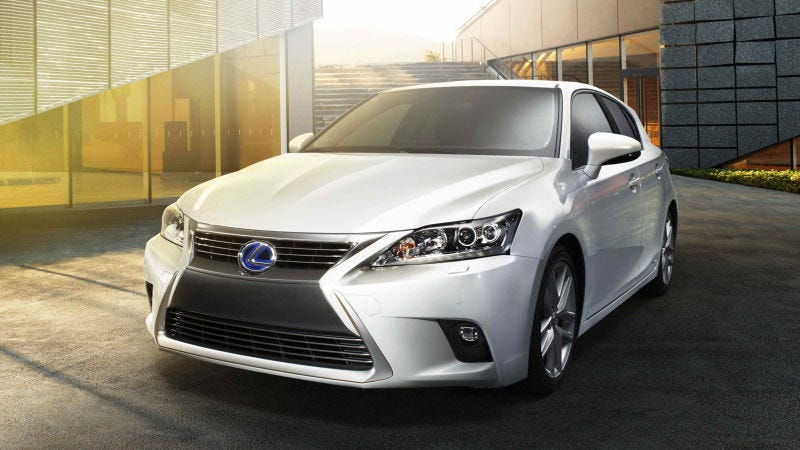 Lexus Has Decided To Discontinue The Ct200h Hybrid Hatchback After 2017 Model Year This Is Not A Shocking Development With Gas