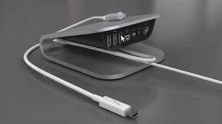 Illustration for article titled Make The Most of Your Mac's Thunderbolt Connectivity With Belkin's Long-Awaited  Dock