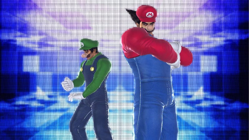 Illustration for article titled If You're Getting the Basic-Size Wii U, You May Buy a Digital Copy of Tekken Tag Tournament 2 and Download Half of It [UPDATE]