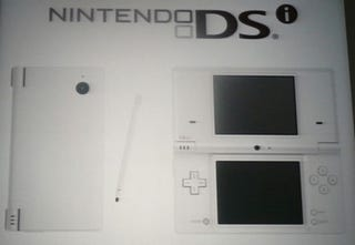Illustration for article titled Nintendo DSi Boosts Screen Size, Adds Camera and Audio Player