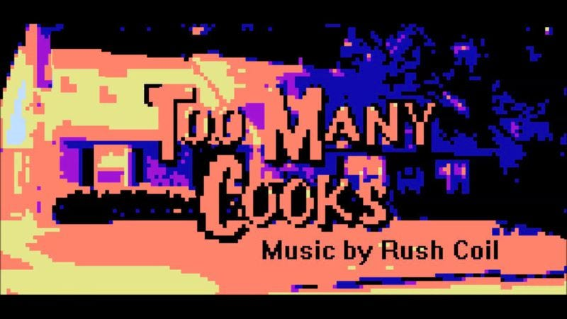 Illustration for article titled Now the Too Many Cooks theme song can get stuck in your head as a chiptune