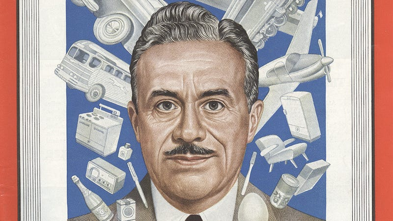Illustration for article titled Raymond Loewy, the Man Who Made the 20th Century Beautiful