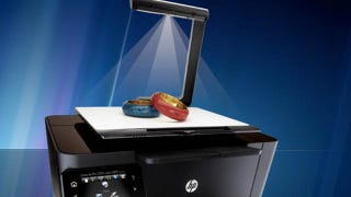 Illustration for article titled HP Made a 3D Scanner You Can Actually Afford (Updated)