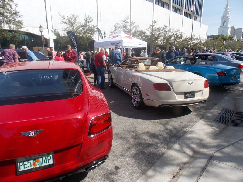 Illustration for article titled Sarasota Exotic Car Fest PHOTO DUMP Pt.1