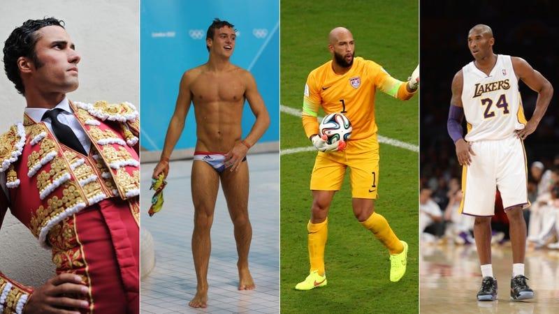 Illustration for article titled Men's Sports Uniforms, Ranked