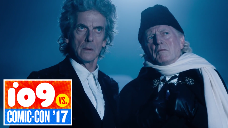 SDCC Announcement: Doctor Who Brings Christmas Early