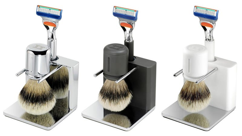 Illustration for article titled A Rolls-Royce Caliber Shaving Set: Guess How Much It Costs