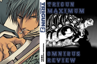 Illustration for article titled Trigun Maximum Omnibus #2