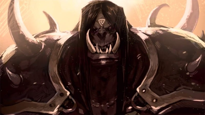 Illustration for article titled Meet Warcraft's Lords of War in this animated webseries