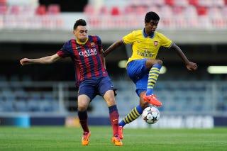 Illustration for article titled Arsenal Starlet Gedion Zelalem Gets U.S. Citizenship; USMNT Fans Rejoice