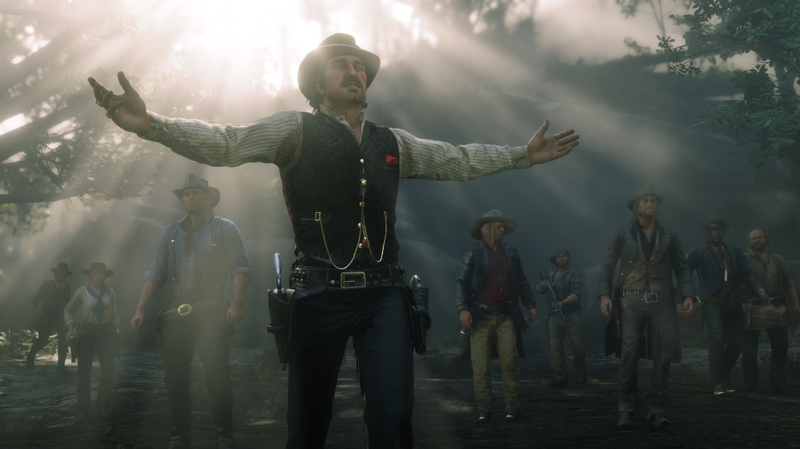 Illustration for article titled Months After Labor Controversy, Rockstar Converts Game-Testers To Full-Time