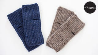 Illustration for article titled Get 50% off These Fingerless Gloves—to Replace All the Ones You've Lost This Winter