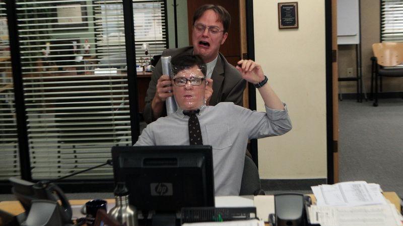 "Illustration for article titled The Office: ""Junior Salesman""/""Vandalism"""