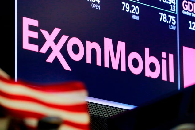 Exxon May Finally Release a Climate Plan That Only Sort of Sucks
