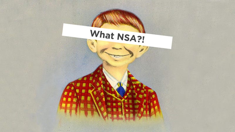 Illustration for article titled Most Americans Aren't Protecting Themselves Against Surveillance