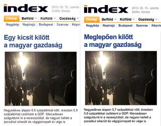 Illustration for article titled A Fidesz szerkeszti az Indexet vagy teljesen normális dolog történt?