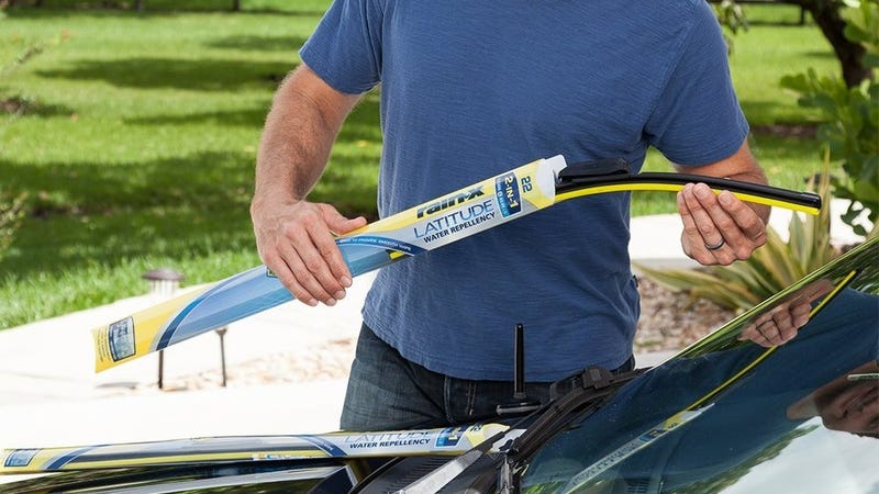 $5 Amazon Credit with Purchase of Two Rain-X Latitude Wiper Blades | Amazon