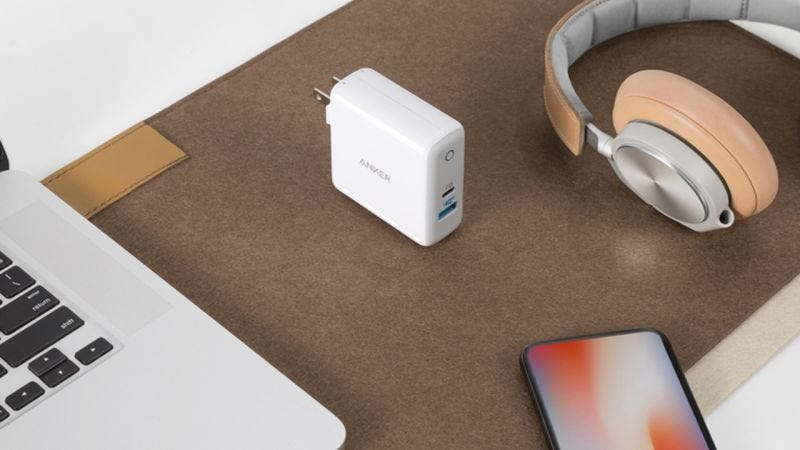 Cargador de viajes Anker PowerPort II USB-C con Power Delivery | $26 | Amazon | Usa el código SUPERPD2Foto: Anker