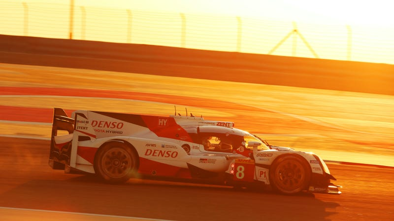 Alonso to drive in Sunday's WEC rookie test with Toyota