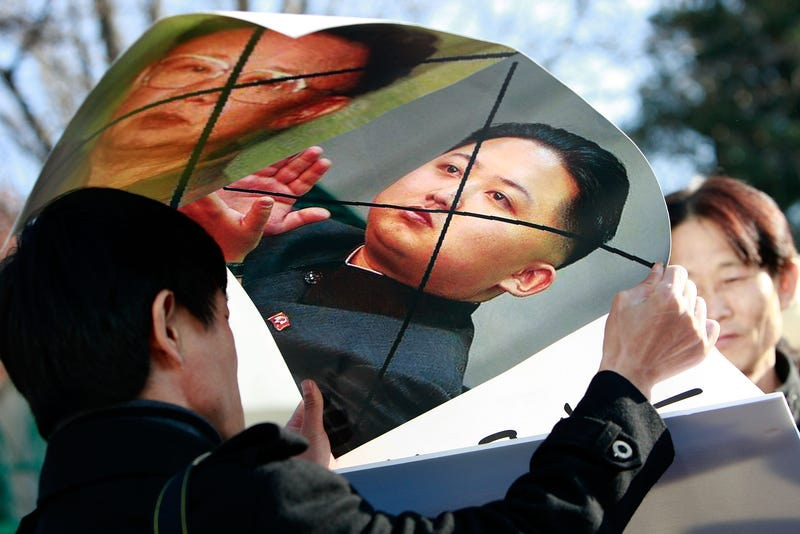 Illustration for article titled Corea del Norte, lista para realizar su tercer test nuclear