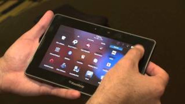 Watch how android apps run on the blackberry playbook for Application miroir blackberry