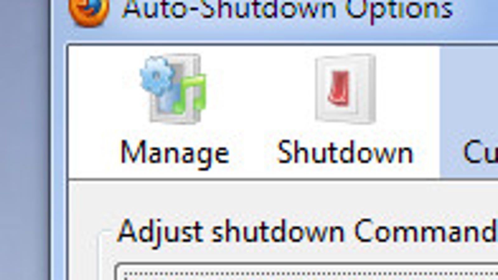 How Do I Keep Windows from Hibernating While I'm Downloading?