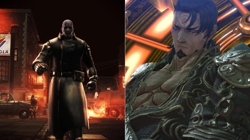 Illustration for article titled Capcom Sets the Release of Asura's Wrath and Resident Evil: Operation Raccoon City