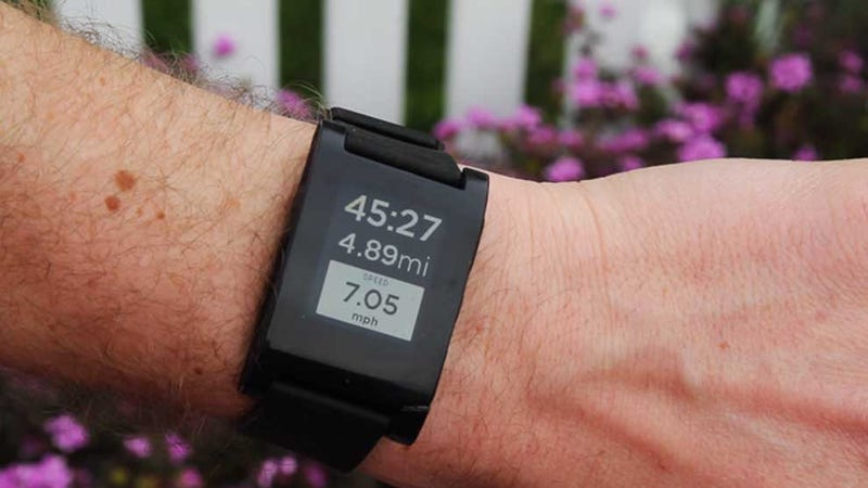 Illustration for article titled The Pebble SDK Is Out and Apps Aren't Far Behind (Updated)