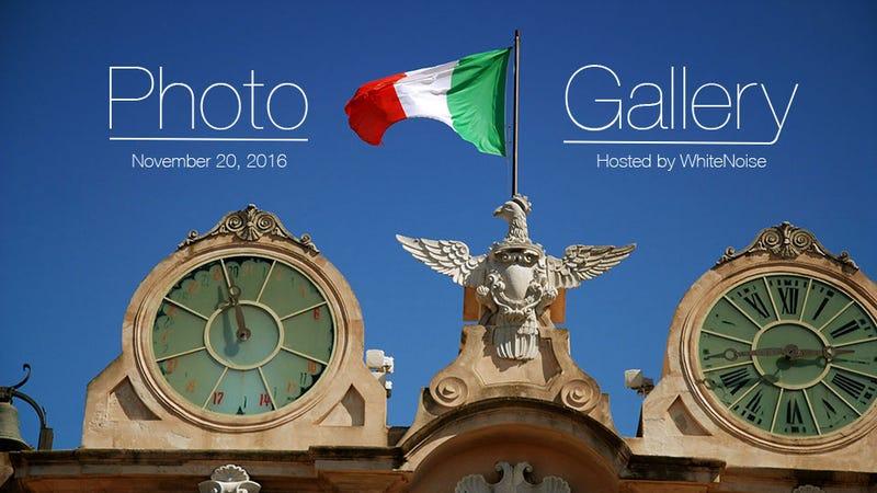 Illustration for article titled Galleria di Fotografia