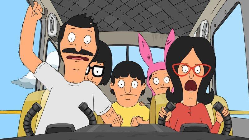 Illustration for article titled With baseball season complete, cartoon season resumes on Fox