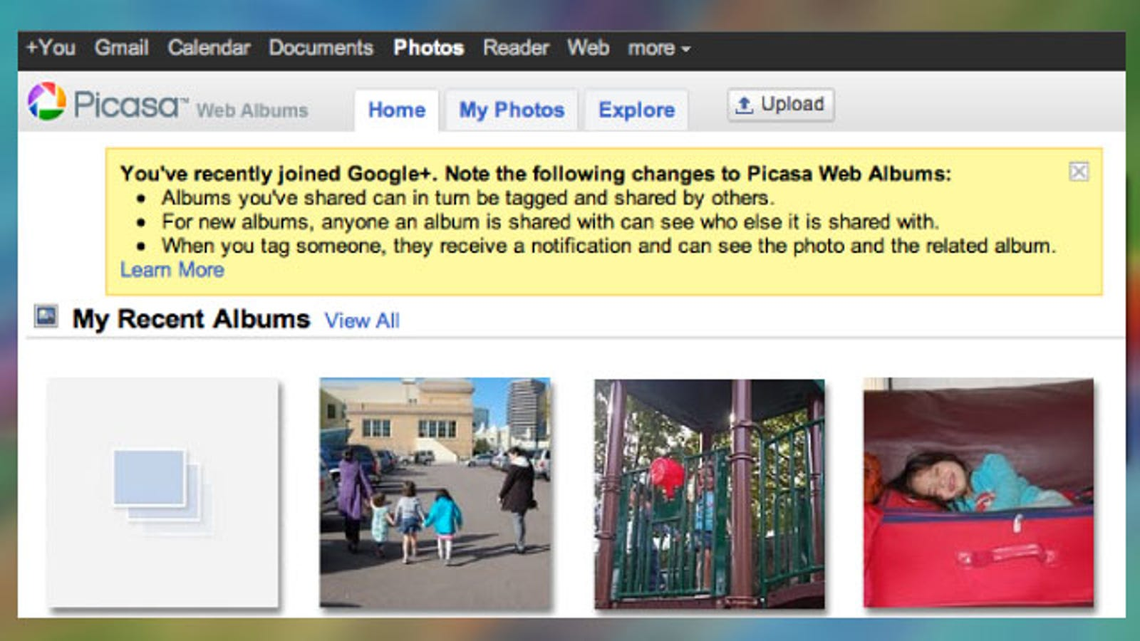 Picasa Now Offering Virtually Unlimited Photo Storage Brings